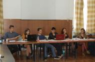 Hallatták hangjukat a magyar diákok