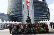 Brassói fiatalok Strasbourgban