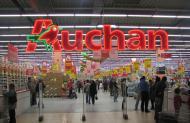 Megnyílik az Auchan
