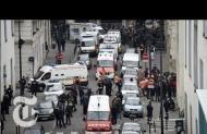 Mészárlás Párizsban