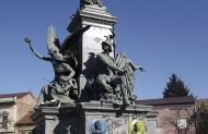 Megrongálták a Szabadság-szobrot