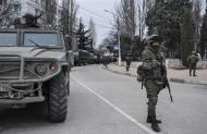 Orosz katonák Ukrajnában