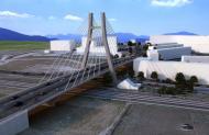 Hidat építenek a Micşunicánál